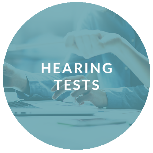 audiology hearing tests