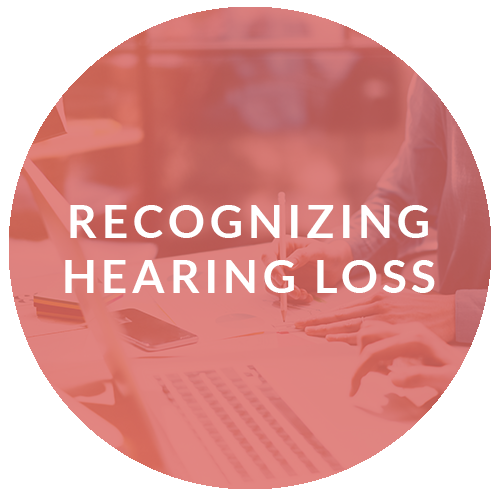 how to recognize hearing loss