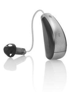 Halo hearing aid