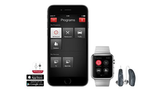 resound mobile app